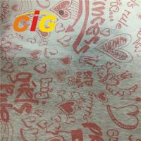 Wholesale Flower Packing Use Very Thin PP Nonwoven Fabric With Print Design from china suppliers