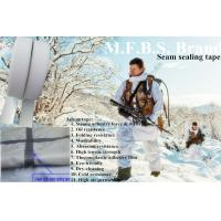 Buy cheap White seam tape for outdoor military SNOWSUITS from wholesalers
