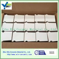 China High density industrial alumina ceramic brick by Chinese manufacturer on sale