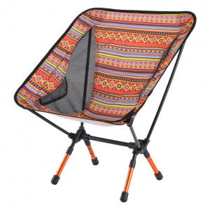 Wholesale Lightweight Outdoor Leisure Products Nylon Folding Camping Chair from china suppliers