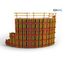 Buy cheap H20 Timber Beam Formwork with CB240 Bracket / Concrete Wall Formwork from wholesalers