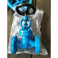 Wholesale Double Stainless Steel Flanged Globe Valve API Hand Wheel 16KG Pressure from china suppliers