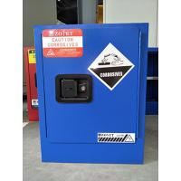 Wholesale 4 GAL Vented Chemical Storage Cabinets With PP Shelves For Corrosive / Acids from china suppliers
