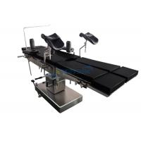 Wholesale Hydraulic C - arm Compatible Operating Table With Sliding Tabletop from china suppliers