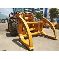 China 12ton to 15 ton log wheel loader with 4x4 wheel drive for loading logs for sale on sale