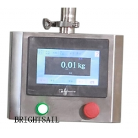 Wholesale 4 Bags Per Minute 150L double screw Powder Packaging Machine 5KG 50 Kg Weight from china suppliers