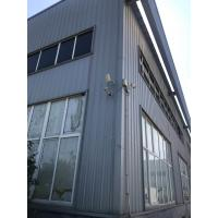 Wholesale Deep Grey Paint Structural Steel Warehouse To Philippine With H / I Beam from china suppliers