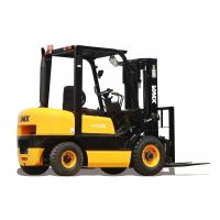 Wholesale Yellow 2 Ton Diesel Powered Forklift Ruck With Japanese Engine / Steady Belt from china suppliers
