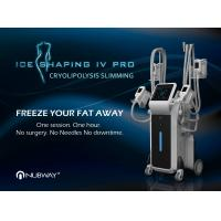 Wholesale Nubway 2019 4 cryo handles cryolipolysis cavitation slimming machine cool tech shape fat freezing machine from china suppliers