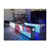 China P5 Outdoor SMD3528 Silver Taxi LED Display For Video Advertising on sale