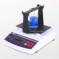 Buy cheap Digital Electronic Automatic Liquid Density Meter Ethanol Concentration And from wholesalers