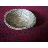 2016 New Natural rattan round storage basket/sundries basket 26cm*20cm*5cm