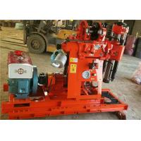 Wholesale Easy Operation Water Well Drilling Rig GK-180 With Hydraulic Automatic Feeding Device from china suppliers
