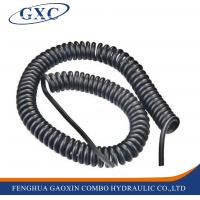 Wholesale PUC1208-10 Polyurethane Material Flexible Telescopic Spring Coil Tube With Good Elasticity from china suppliers
