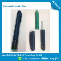 Professional Diabetes Insulin Injection Pen Disposable For Insulin Administration