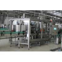Buy cheap PET Bottle / Can Carbonated Beverage Production Line PLC Control Easy Operation from wholesalers