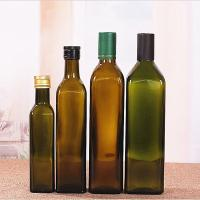Wholesale Recyclable Square 500ml Olive Oil Storage Containers from china suppliers