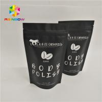 Buy cheap Resealable Foil Pouch Packaging Stand Up Body Sugar Scrub Sea Salt Bags Heat from wholesalers