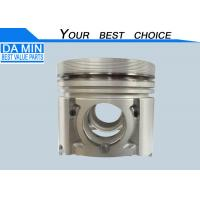 Wholesale 4JG1 Isuzu Piston 8972206040 For Excavator Bright Surface Alfin Frist Ring Groove from china suppliers