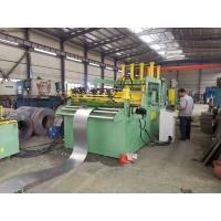 Buy cheap Safety Corrugated Sheet Roll Forming Machine , Power Transformer Fin Making from wholesalers