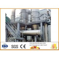 China SS034 Multiple Effect Falling Film Concentrated Evaporator on sale