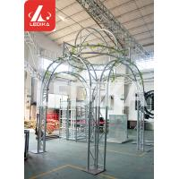 Buy cheap Creative Aluminum Square Stage Lighting Truss Pentagram / Heart Shape For from wholesalers