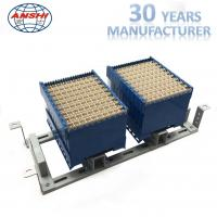 Wholesale Blue White MDF Distribution Frame , 120 Ohm Unit Module Digital Distribution Frame DDF from china suppliers
