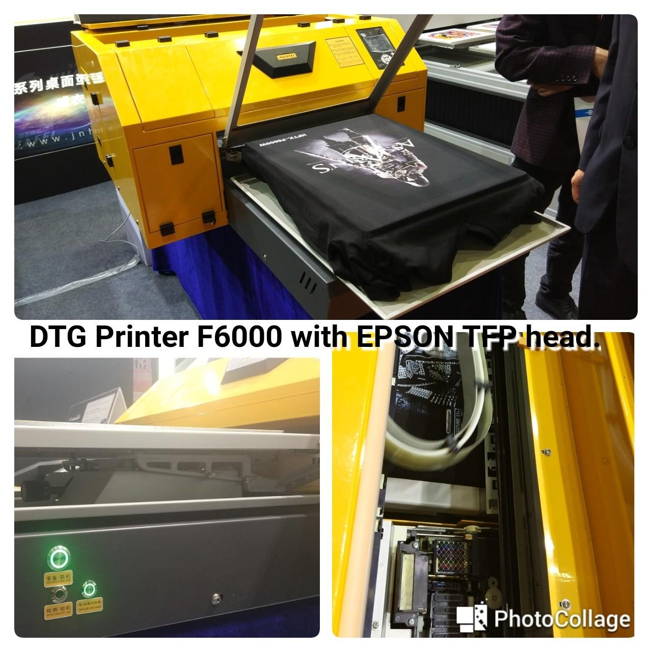 Cheap 11 color dtg printer a2 garment t-shirt printer with special price