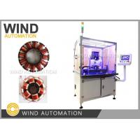 Wholesale Inslot Outrunner Stator Winding Machine Four Axis Servo 7kw Awg18 / Awg38 from china suppliers