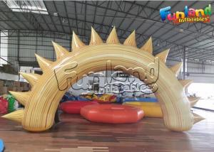 Buy cheap Blow Up Archway 0.65mm PVC Inflatable Advertising Balloons from wholesalers