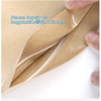 Wholesale gusset kraft paper baguette bread plastic bag bread packaging bags,luxury gift food grade bakery Paper cake and bread pa from china suppliers
