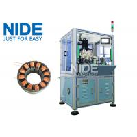 Wholesale Automatic BLDC double working stations Burshless motor stator needle winding machine / Stator ID 10-100mm from china suppliers