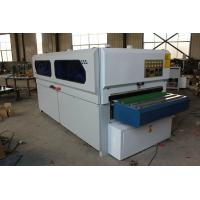 Buy cheap MDF Wood Floor Automatic Wood Sanding Machine For Polishing Of Fiberboard from wholesalers