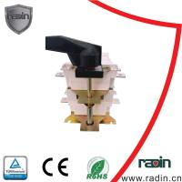 Wholesale 125A-1600A Manual Transfer Switch Changover Load Isolator CCC RoHS Approved from china suppliers