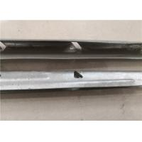 Wholesale Three Strand Barbed Wire Line Extension Arm Galvanized Heavy Steel Material from china suppliers
