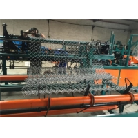Wholesale 3-6M Width Chain Link 150*150mm Wire Mesh Machine from china suppliers