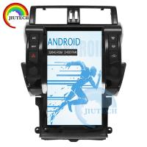 China Auto Radio Car Multimedia Player For Toyota Land Cruiser Prado 150 2014-2019 on sale