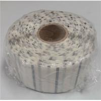China PET Tactile Labels Dangerous Materials Warning Label Blind Label Sticker in Roll on sale