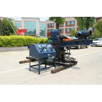 Crawler Mounted Jet Grouting Drilling Rig Hydraulic Clamp Device , Hydraulic Power Head