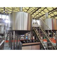 Wholesale Touch Screen Large Home Brewing Equipment 2000L Sus304 Brewhouse Equipment from china suppliers