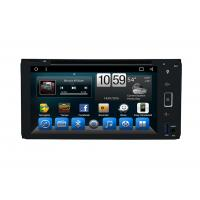 Buy cheap Octa Core Indash Navigator Double Din Car DVD Player 6.95 Inch For Universal from wholesalers