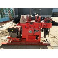 Wholesale High Efficiency Portable Well Drilling Rig , XY-2B Hydraulic Borehole Drilling Machine from china suppliers
