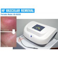 Wholesale High Frequency Vascular / Spider Vein Removal Machine , Laser Varicose Vein Treatment from china suppliers