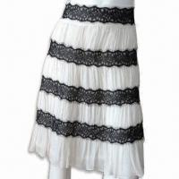 Wholesale Women's Elegant Lace Skirt from china suppliers