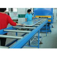Wholesale Prehab Color Coating Line , Aluminium Colour Coated Coils 700000Kcal Heating Install Power from china suppliers