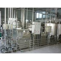 Buy cheap Turnkey Carbonated Drink Production Line 6000 BPH Carbonated Soda Filling from wholesalers