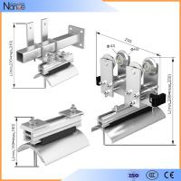 Wholesale Galvanized Steel Adjustable I Beam Trolley Festoon System With Max.110mm from china suppliers