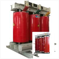 Wholesale Fireproof Air Cooled Transformer 6.6 KV - 800 KVA With Silicon Steel Sheet Core from china suppliers