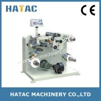 Automatic Adhesive Label Slitting Rewinding Machinery,Stickers Slitter Rewinder Machine