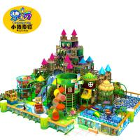 Safe Commercial Soft Indoor Playground Equipment Capacity 100 - 200 Kids
